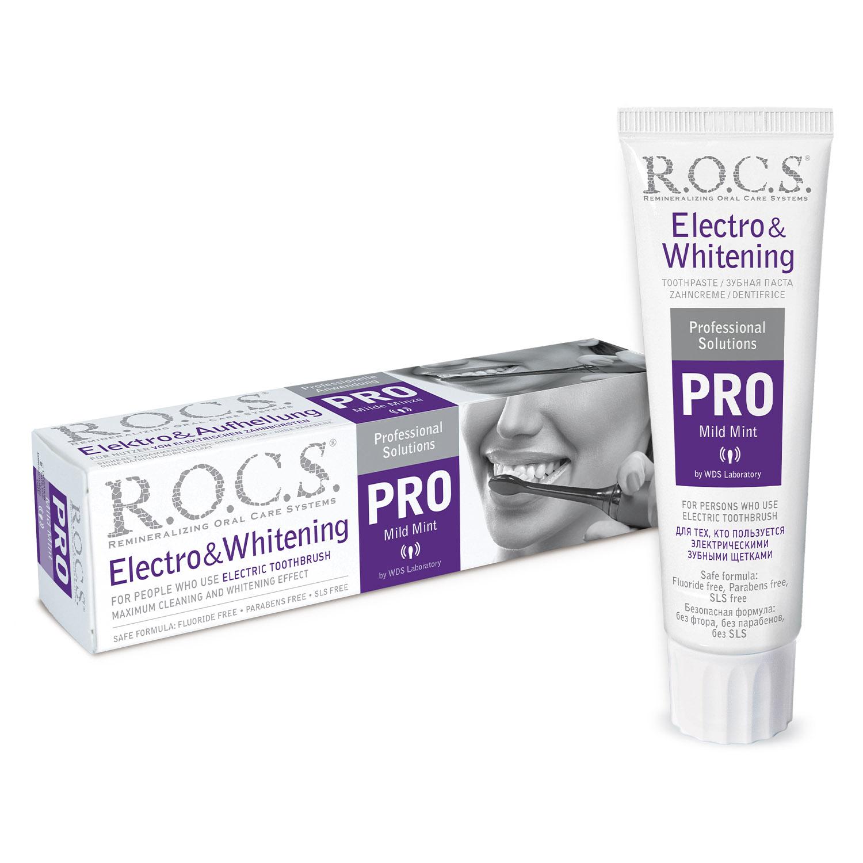R.O.C.S. PRO Electro & Whitening