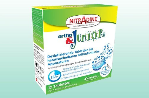 Nitradine Ortho & Junior, 12-er