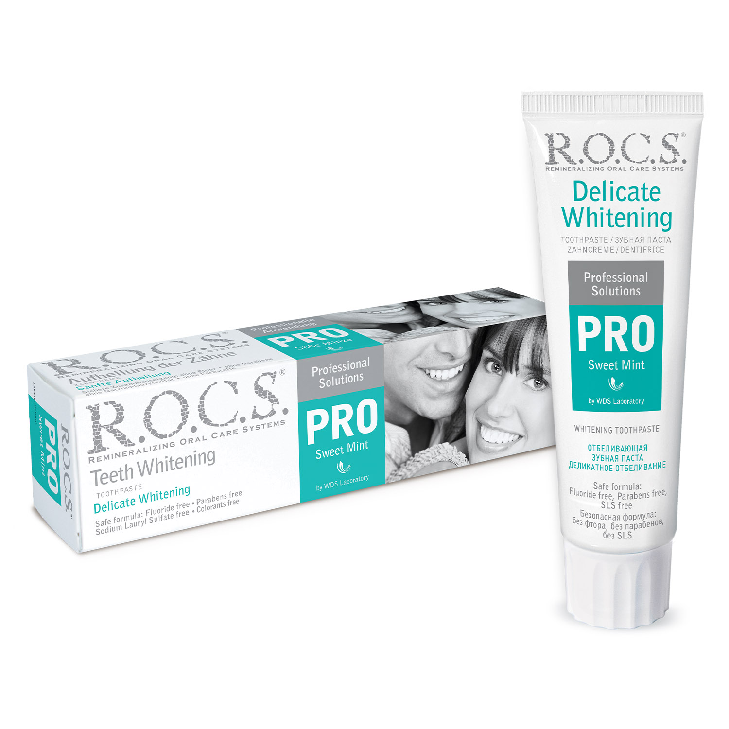 PRO Sweet-Mint, Tube mit 135g (100ml)