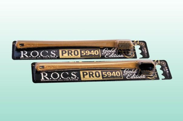 Zahnbürste PRO 5940 Gold Edition